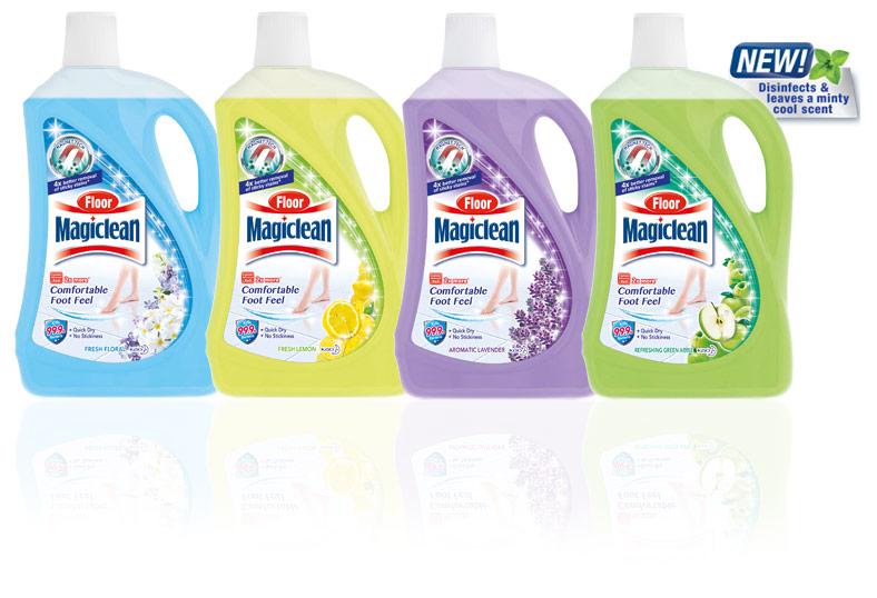 Floor Cleaner Kao Magiclean